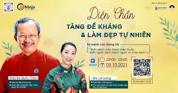 khoa hoc dien chan online 21 Miễn phí khóa học diện chẩn online Tăng sức đề kháng & Làm đẹp tự nhiên