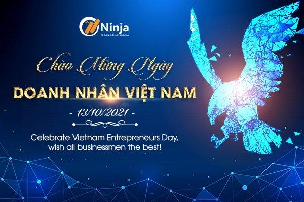 ngay doanh nhan viet nam Phần mềm Ninja: Chúc mừng ngày doanh nhân Việt Nam 13/10/2021
