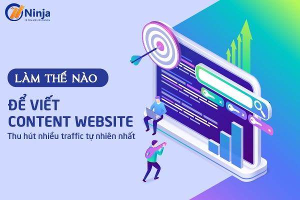 viet content website Làm thế nào để viết content website thu hút nhiều traffic nhất?
