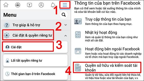 xoa tai khoan facebook vinh vien 07 1 Cách xóa tài khoản facebook vĩnh viễn trên điện thoại và máy tính
